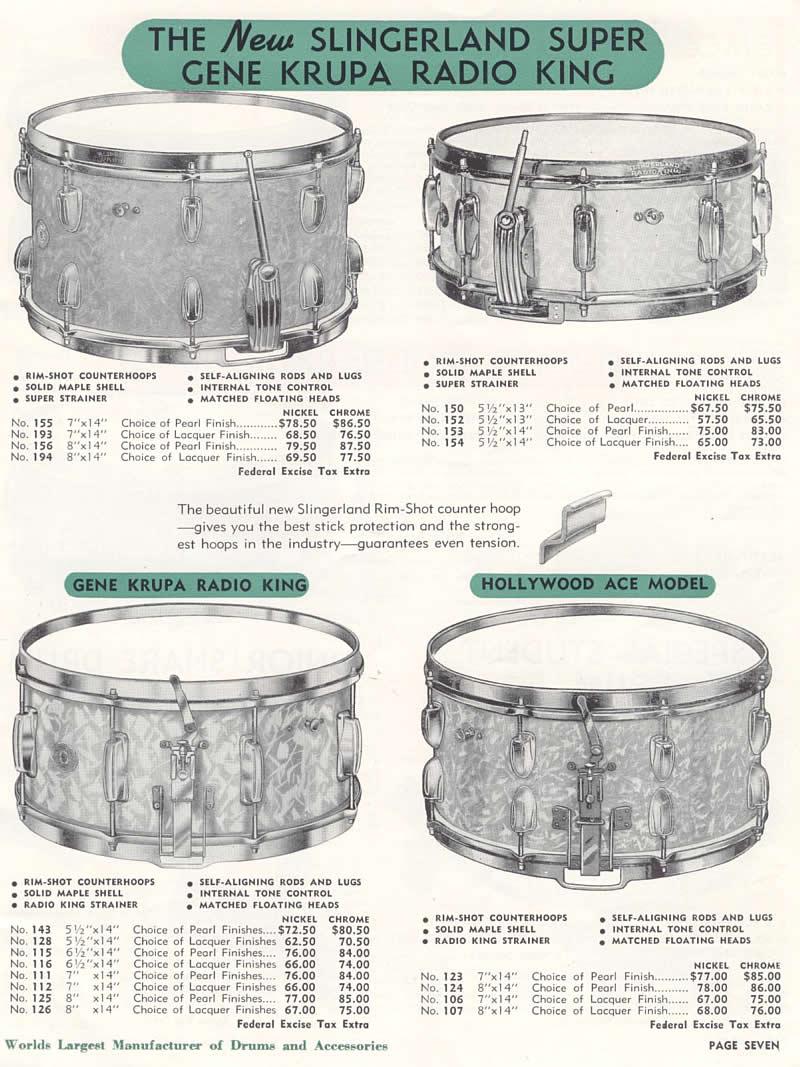 Marching Snare Drum Diagram Vintage Drums Online Ludwig Slingerland Leedy Camco